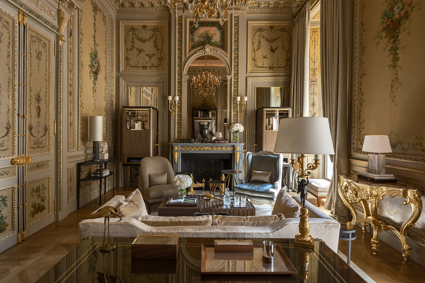 Luxury Hotel Paris 5 Star Hotel In Paris Hôtel De Crillon A Rosewood Hotel